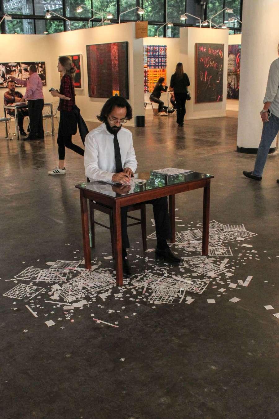 Performance_Tempo-Revés Artista_Lucas Dupin_Foto_Jaque Rocha