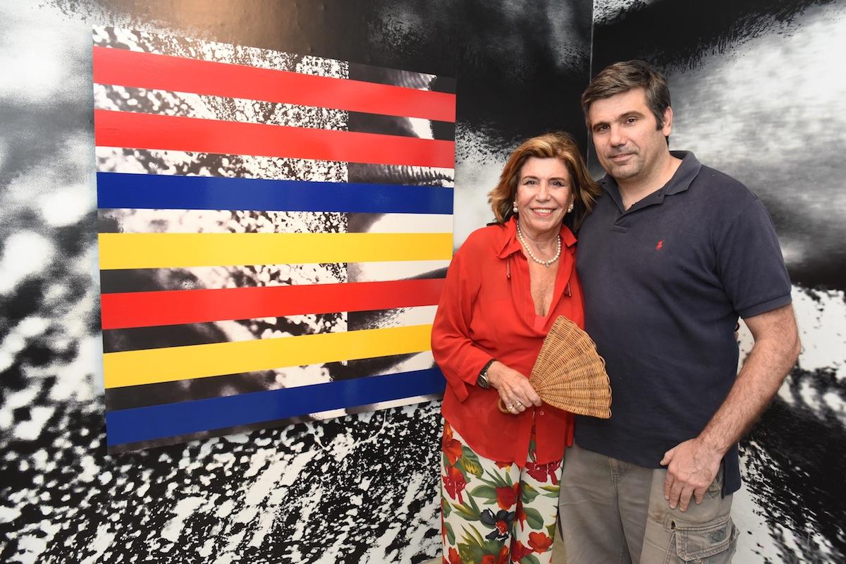 Dulcita Arantes e Victor Lima Costa Jr