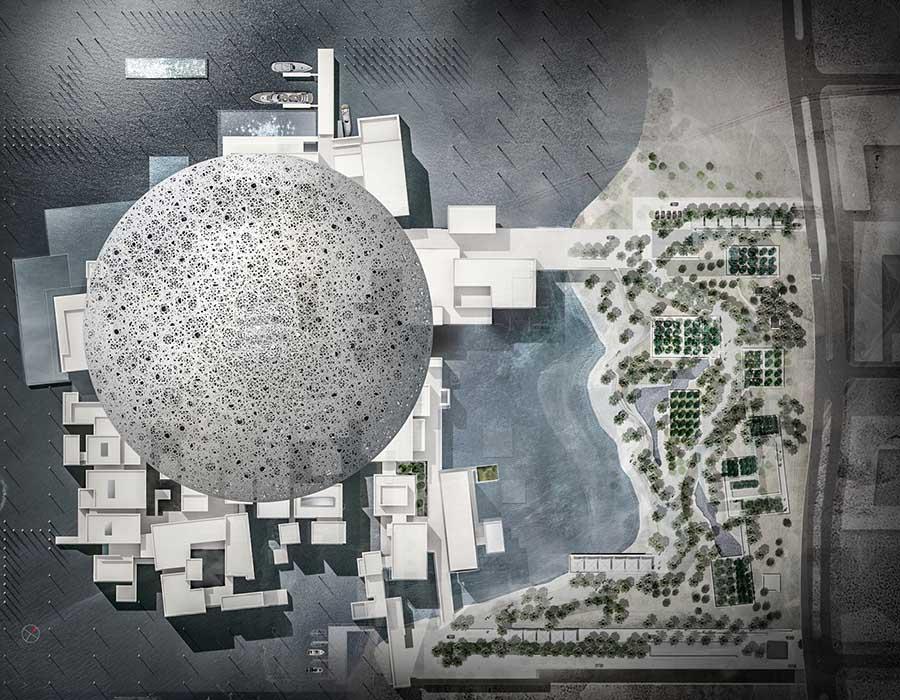 Louvre de Abu Dhabi. Veja as curiosidades sobre ele