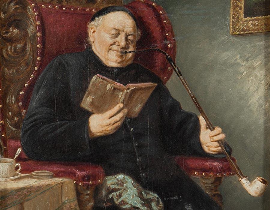 O Conto do vigário: A origem do termo