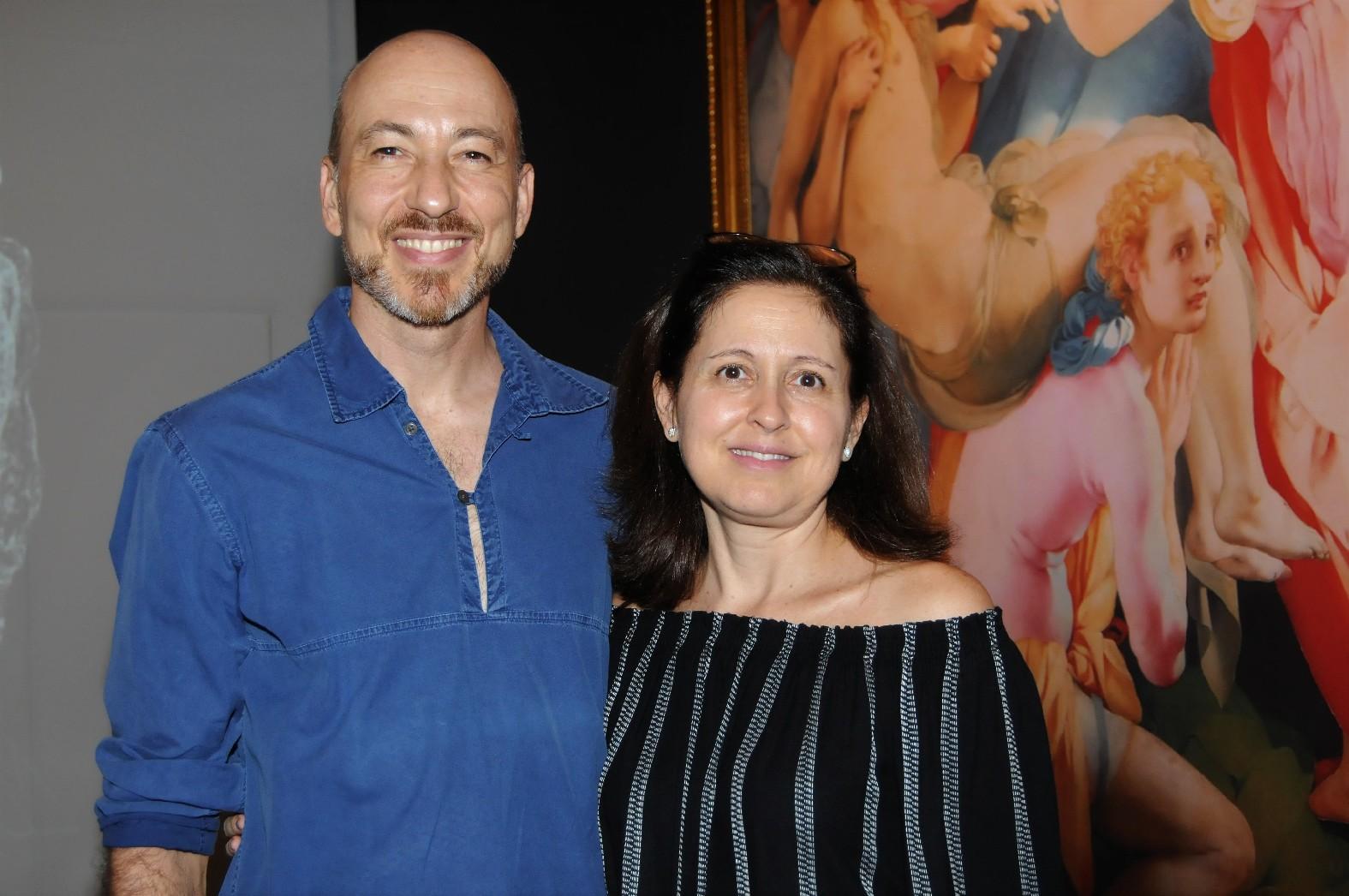 Pierrer e Patricia Schindler (1)