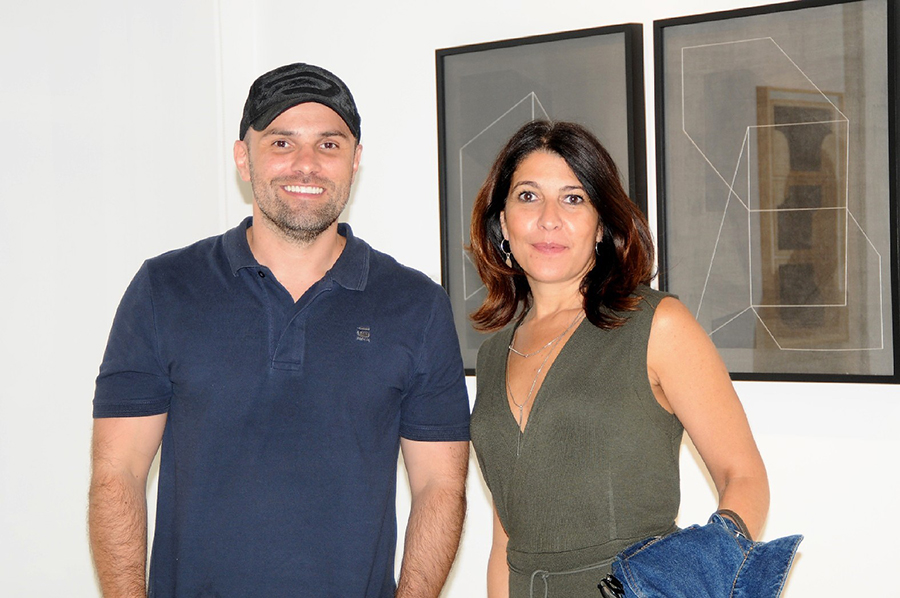 Renan Correia e Ivy Santana