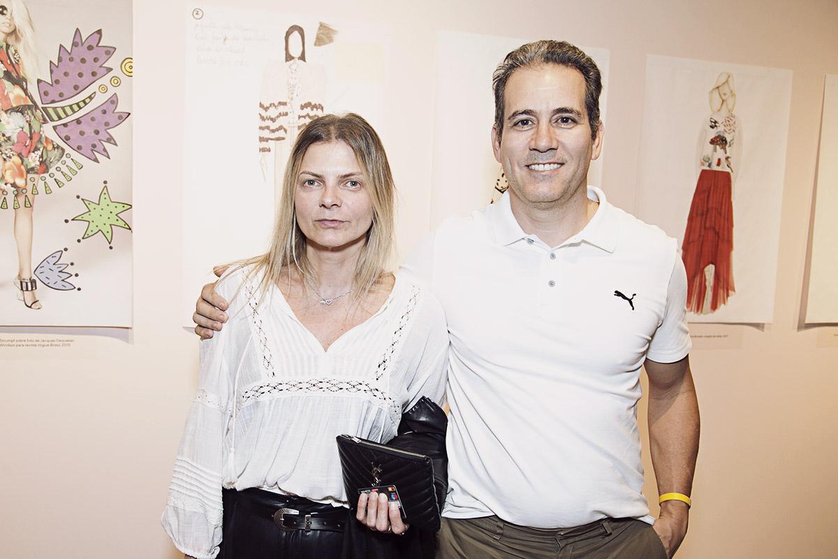 Carla Raimondi e Eduardo Blanco