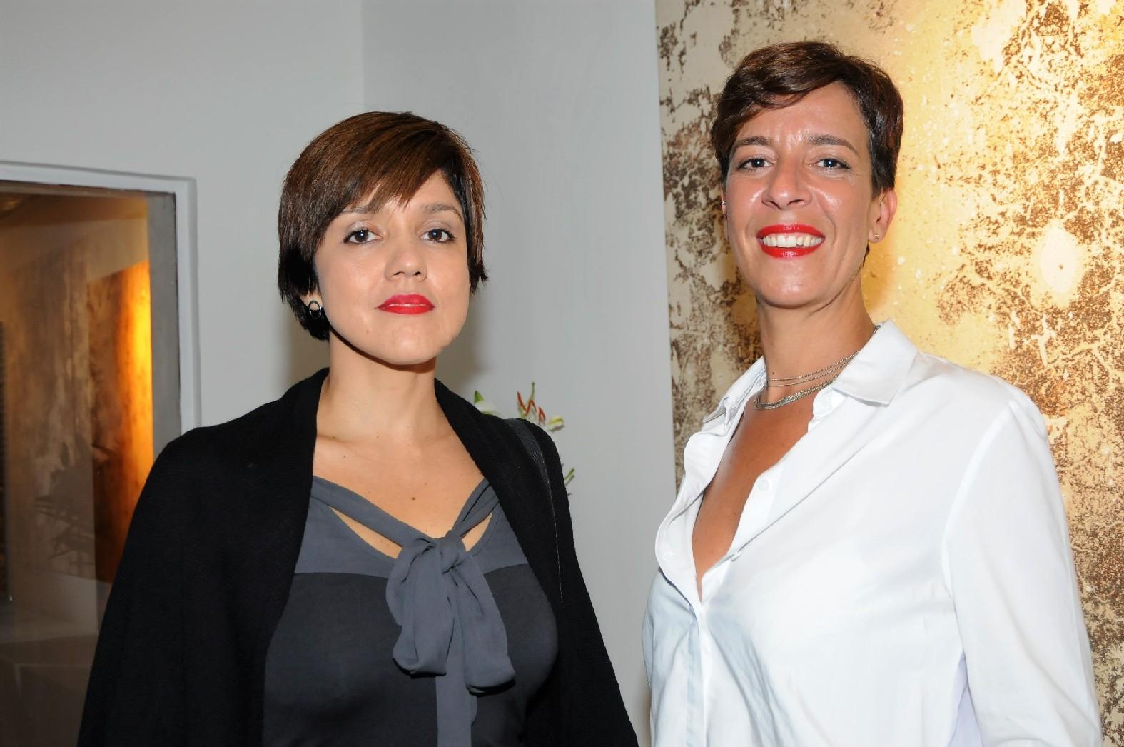 Carol Gay e Antonella Versace (2)