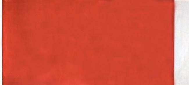 Anna's light 1968–1968 275.3 x 690.9 cm., Barnett Newman