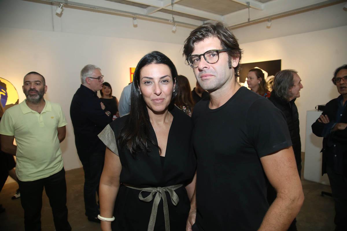 Helena Augusta e Fabio Storrer