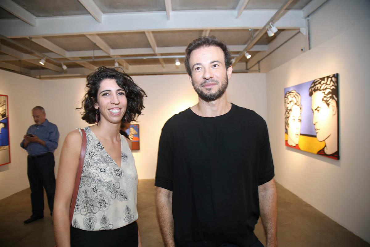 Ludovica Leone e Alexandre Nino