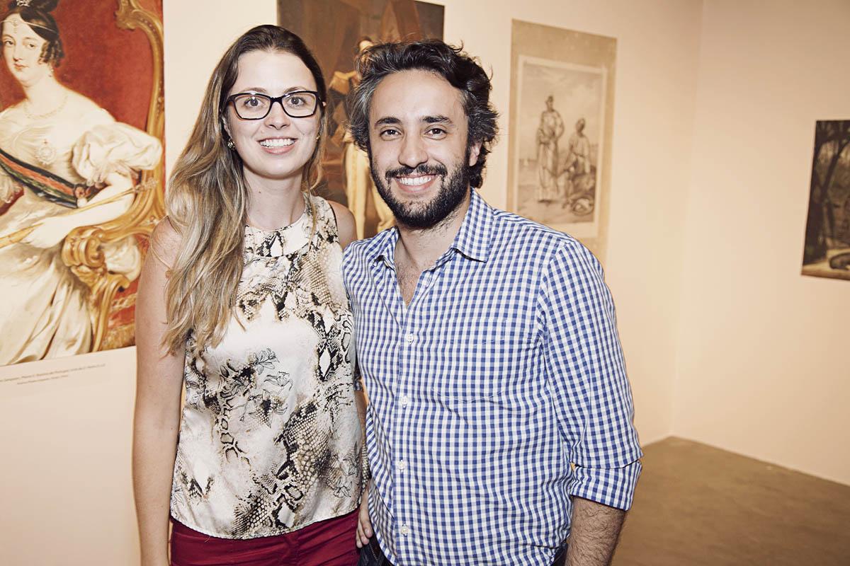 Paola Lievore e Thiago Kodic