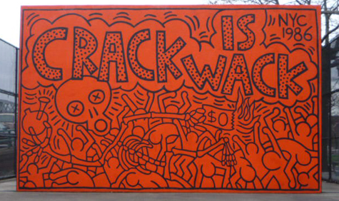 crack-is-wack-1986.Keith Hering