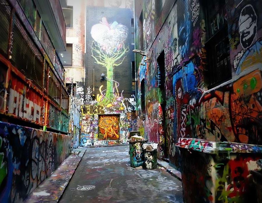 A Arte Contemporânea de Melbourne que você precisa conhecer