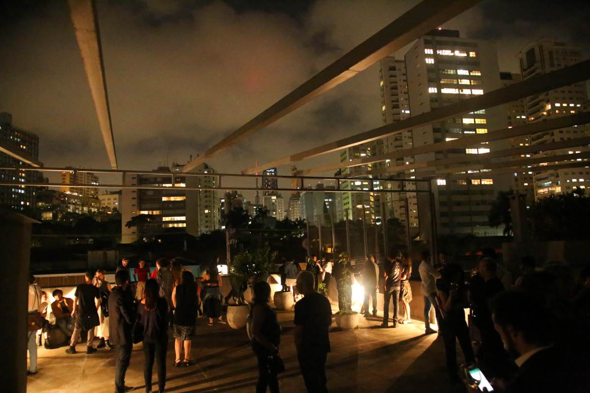 rooftop da Galeria Houssein Jarouche