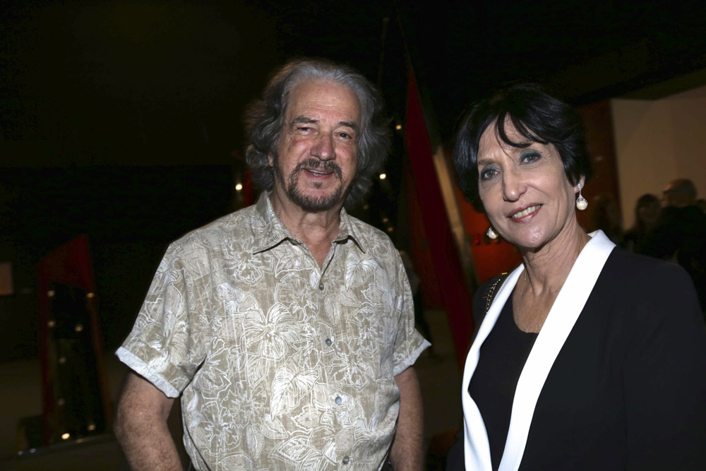 Claudio Tozzi e Denise Mattar _8560