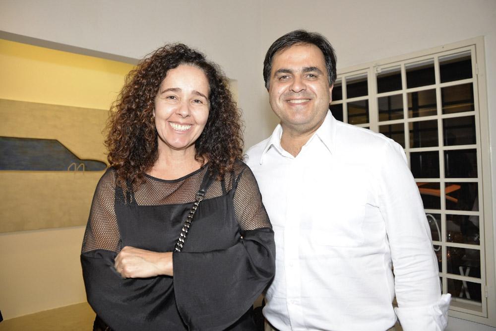 Cristina Canepa e Luis Gasparian (1)