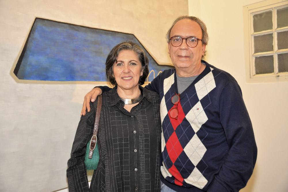 Ivani Benites e Fernando Ribeiro (2)