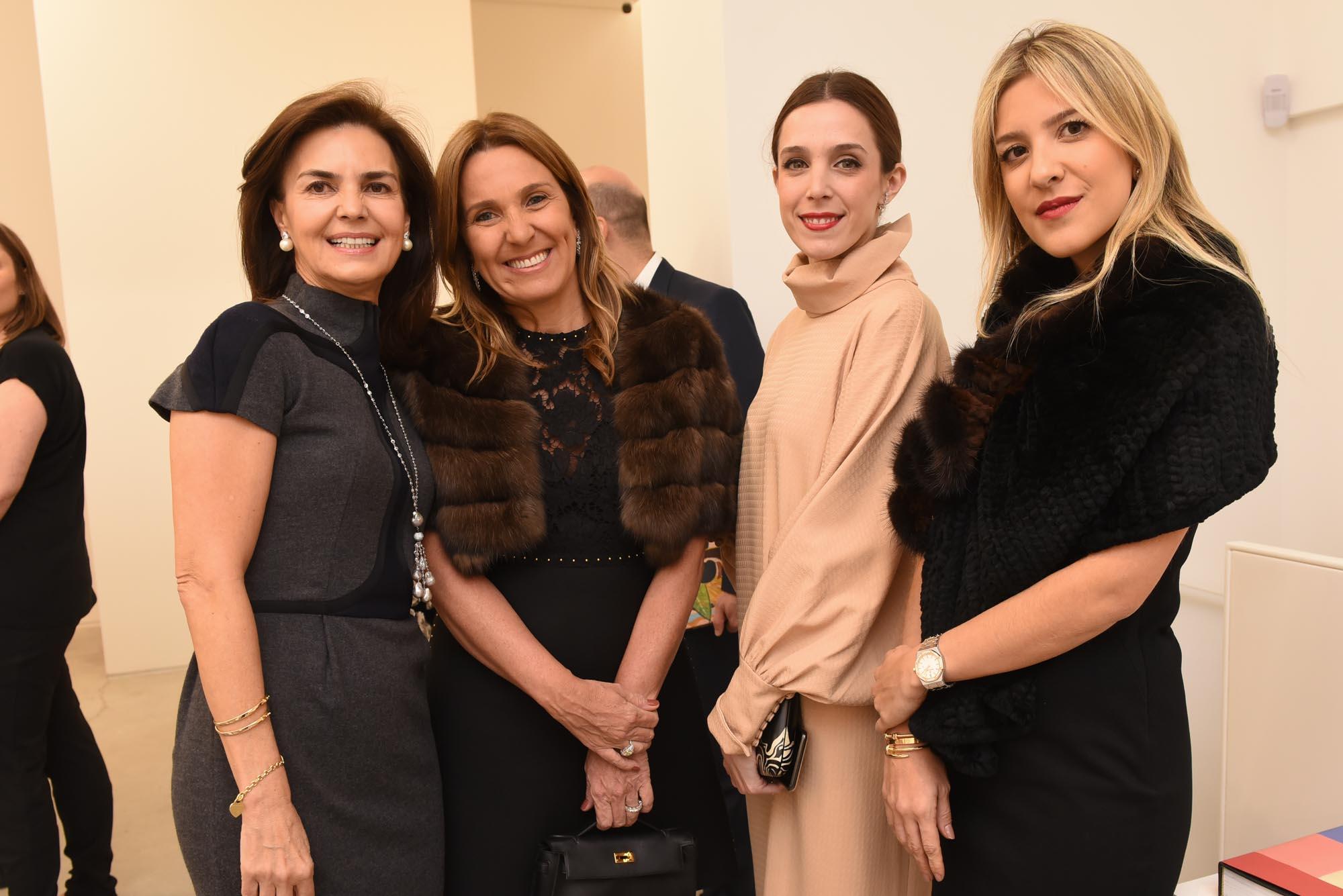 Monica Jafet, Andrea Freitas, Joana Laprovitera E Carol Freitas_140