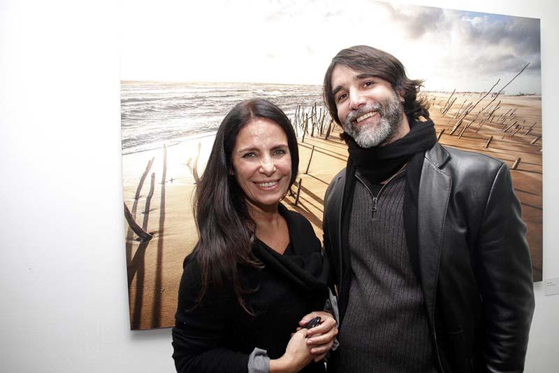 Renata Junqueira e Thomas Baccaro