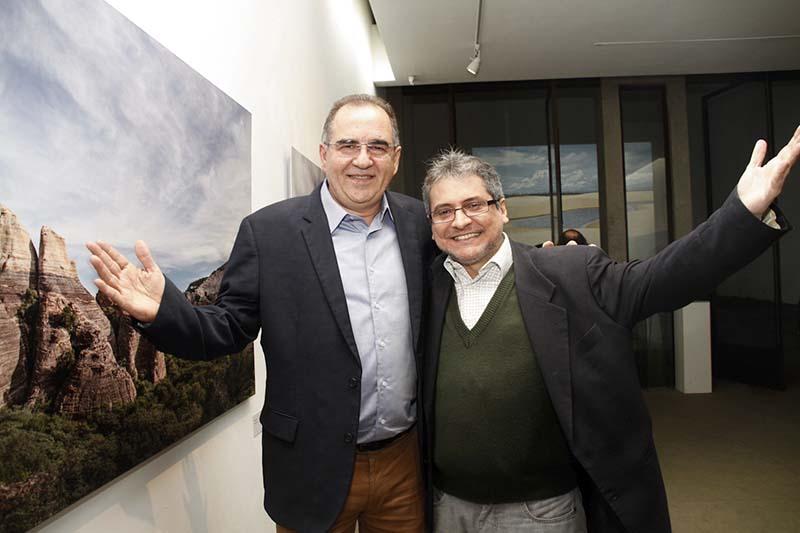 Valdeci Ribeiro e João Cláudio Moreno
