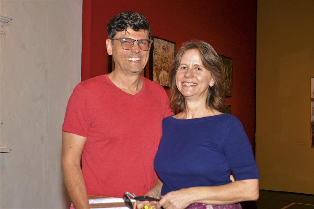 Fernando Aznar e Taina Tikkanen (1)