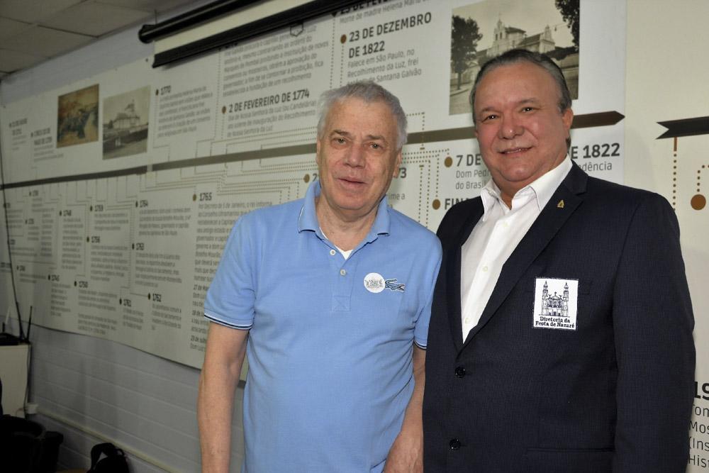 Luis Carlos Gregório e Claudio Nunes (2)