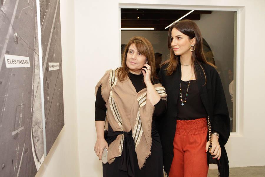 Adriana Rede e Sofia Karapachaian