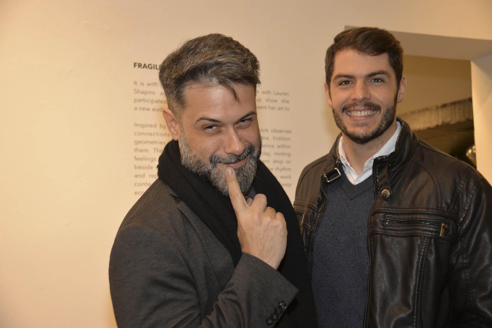 Andre Flagger e Lucas Giglio (3)