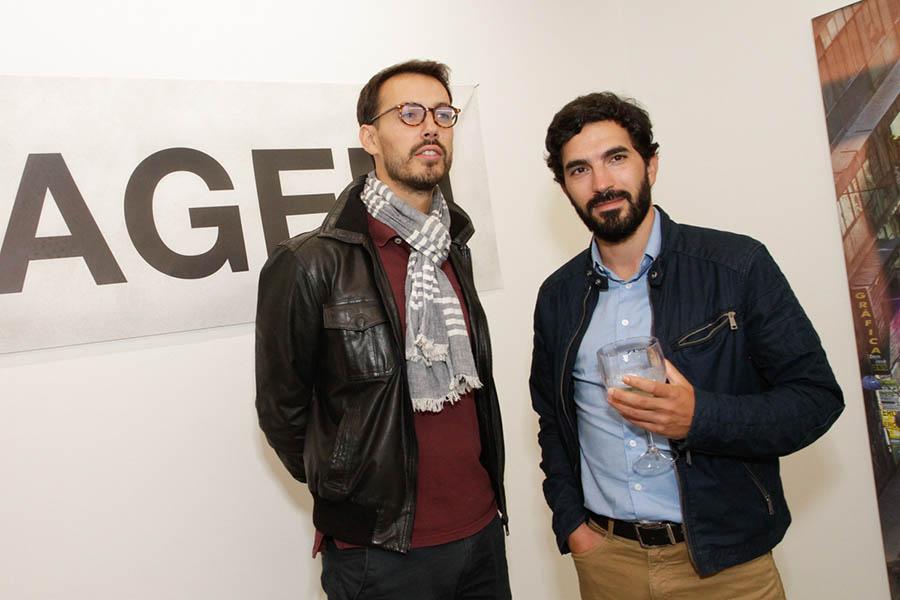 Damian Becq e Cedric Faustino