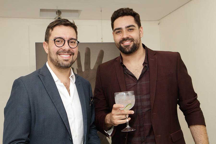 Daniel Monteiro e Guilherme Penachioni
