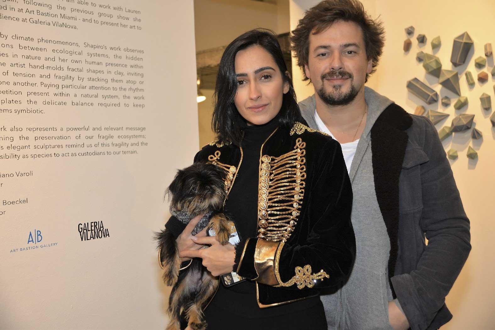 Francesca Monfrinatti, Marcello Maksoud e Lentilha (2)