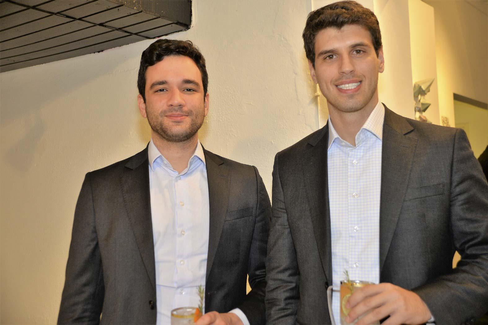 Liran Goldstein e Rafael Nobrega (1)
