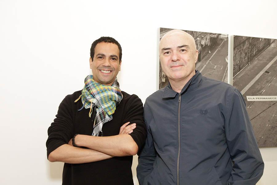 Wilson Brito e Eduardo Werneck