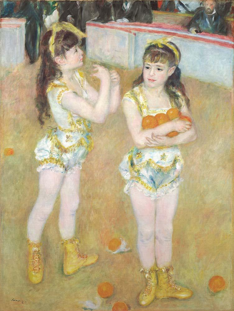 Pierre-Auguste Renoir: pinturas grátis