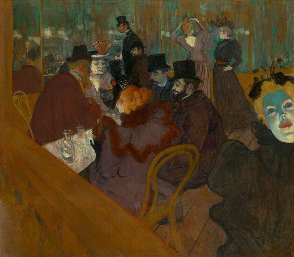 Henri de Toulouse-Lautrec: pinturas grátis