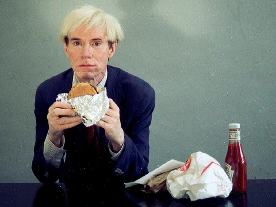 contemporânea Andy Warhol