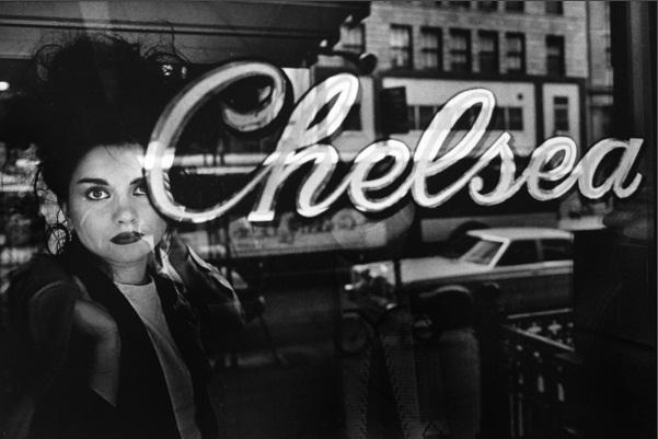 Chelsea Holtel por Claudio Edinger