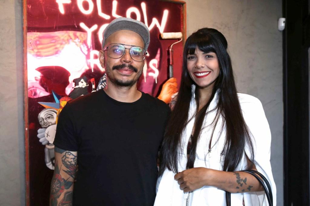 J. Vieira e Patricia Ariane