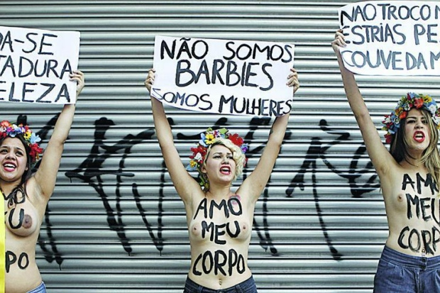 feministas brasileiras