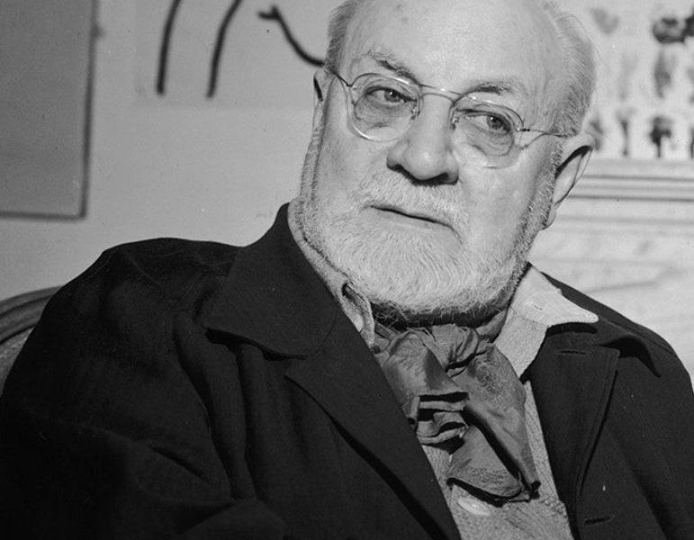 Henri Matisse e a doença que o levou a pintar