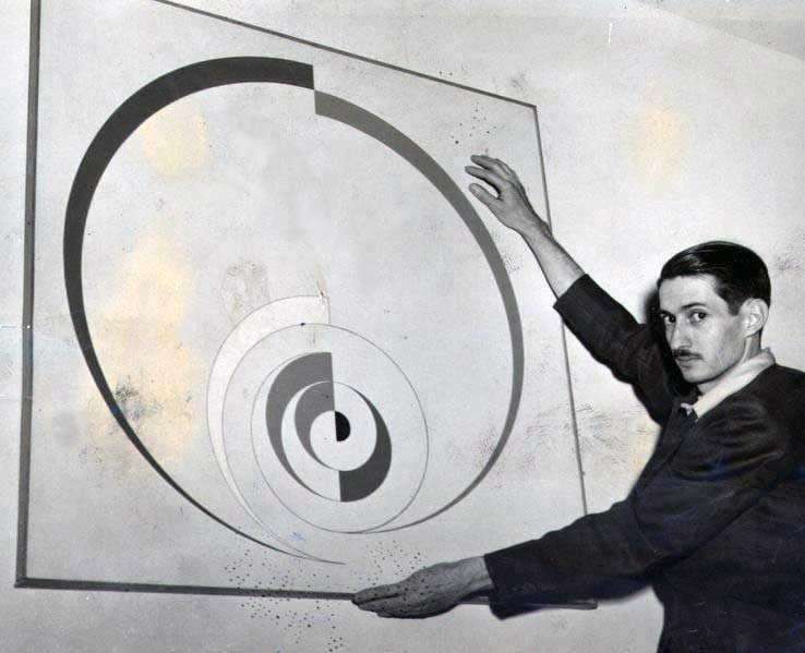 Ivan Serpa (1965) - arte concreta