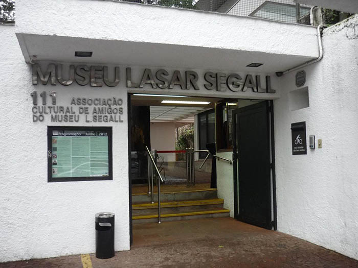 Museu-Lasar Segall frente hoje