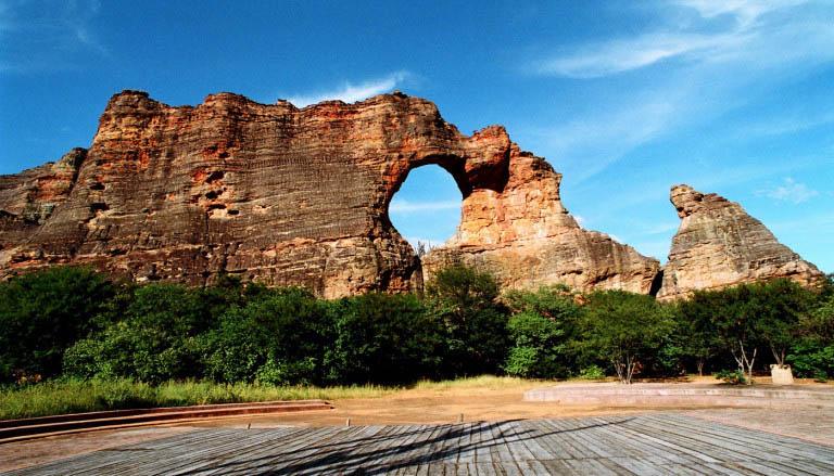 Parque Nacional da Serra da Capivara (Piauí)