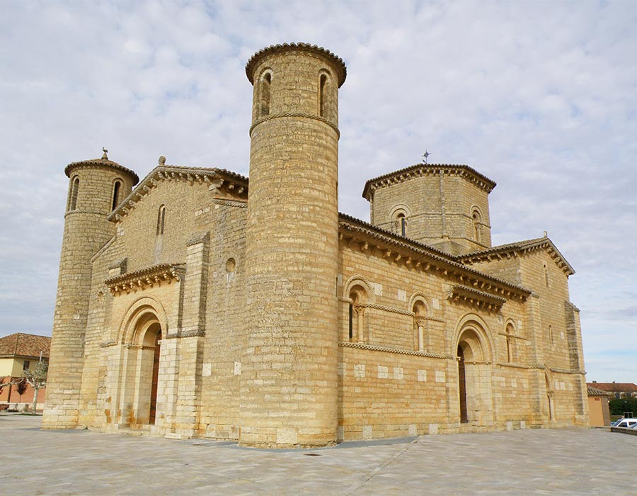 Igreja de San Martin Fromista (Espanha)