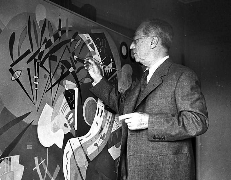 Kandinsky: conheça 5 eventos que influenciaram a obra do artista