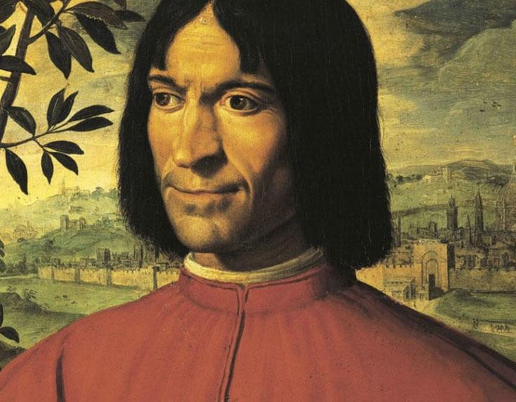 Retrato de Lourenzo de Médici, O Magnífico