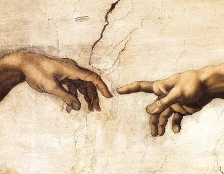 Releitura - A criação de Adão