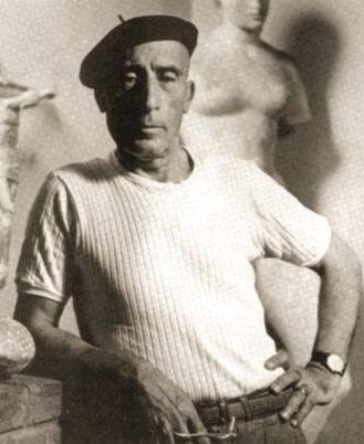 Victor Brecheret - artistas arte moderna