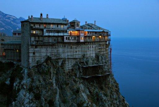 Monte Atos, Grécia