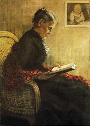 Portrait of the Artist's Mother (1902)