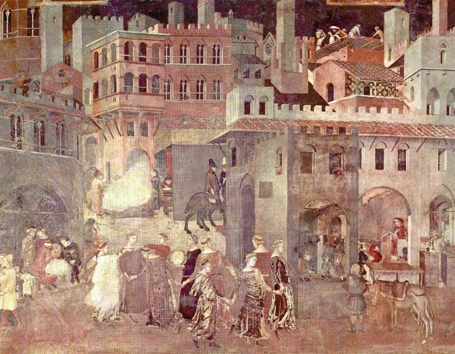 Trecento, o período da arte pré-renascentista