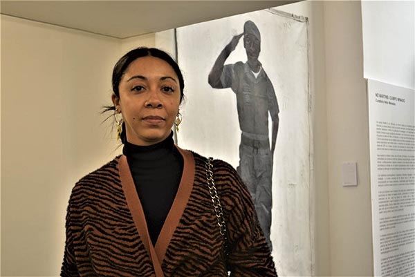 Carollina Lauriano; Baró Galeria