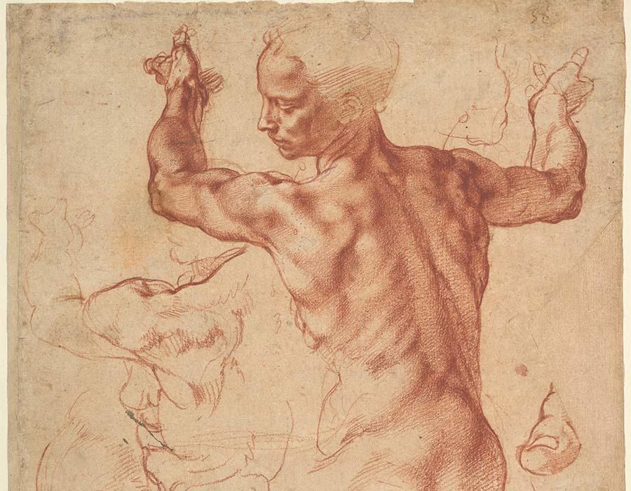 Michelangelo e a pintura do teto da Capela Sistina
